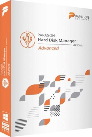Paragon Hard Disk Manager 17 Advanced 17.13.0