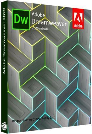 Adobe Dreamweaver 2020 20.1.0.15211