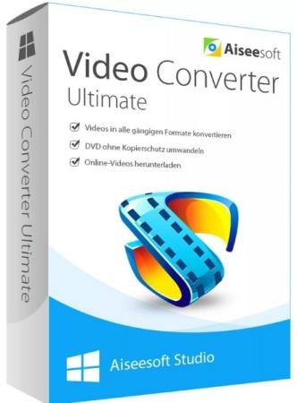 Aiseesoft Video Converter Ultimate 9.2.86 + Rus