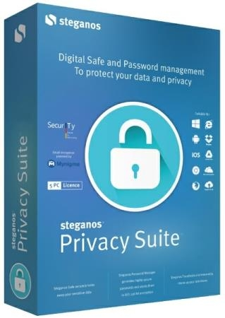 Steganos Privacy Suite 20.0.12 Revision 12594
