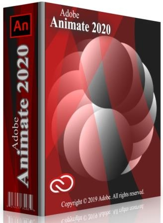 Adobe Animate 2020 20.0.2.22168 RePack by KpoJIuK