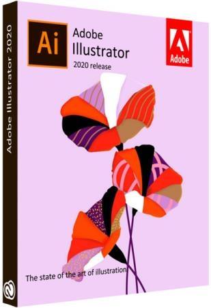 Adobe Illustrator 2020 24.1.0.369 RePack by PooShock