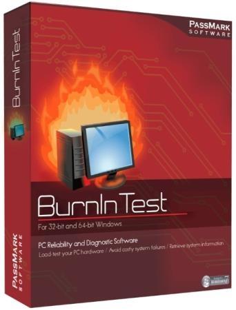 PassMark BurnInTest Pro 9.1 Build 1002 Final