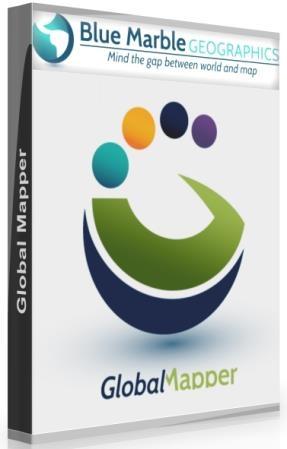 Global Mapper 21.0.1 Build 100319