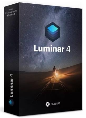 Luminar 4.1.1.5343 RePack by KpoJIuK