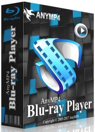 AnyMP4 Blu-ray Player 6.3.30 + Rus