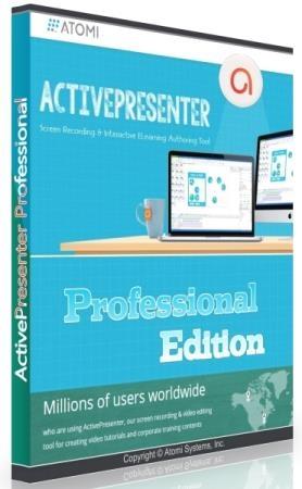 ActivePresenter Professional Edition 8.0.1
