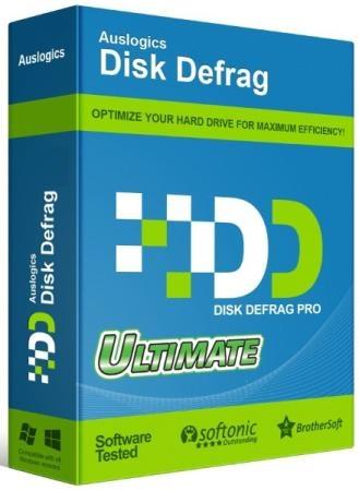 Auslogics Disk Defrag Ultimate 4.11.0.5 RePack & Portable by KpoJIuK