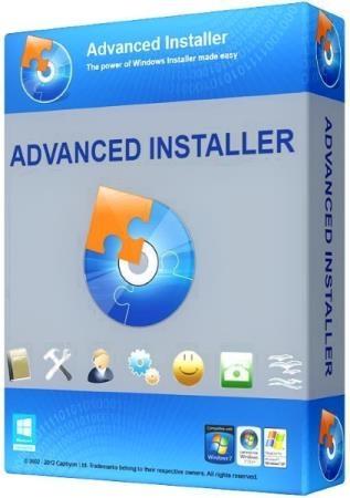 Advanced Installer Architect 16.8