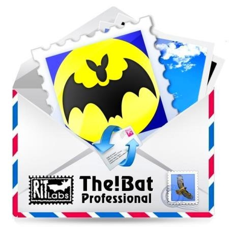 The Bat! Professional Edition 9.1.0 RePack & Portable by TryRooM