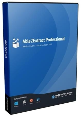 Able2Extract Professional 15.0.5.0