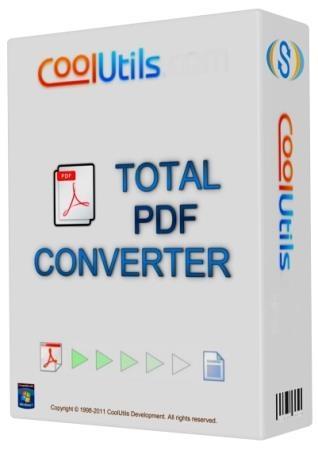 Coolutils Total PDF Converter 6.1.0.11