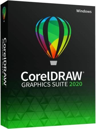 CorelDRAW Graphics Suite 2020 22.0.0.412 RePack by KpoJIuK
