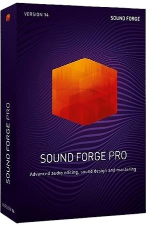 MAGIX SOUND FORGE Pro 14.0 Build 31 RePack by KpoJIuK