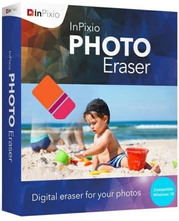 InPixio Photo Eraser 10.0.7370.30779