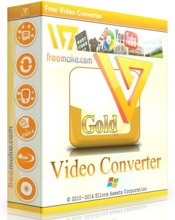 Freemake Video Converter 4.1.10.523