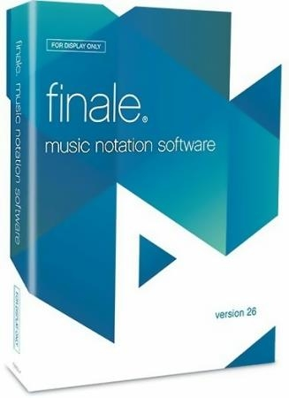MakeMusic Finale 26.2.2.496