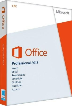 Microsoft Office 2013 Pro Plus SP1 15.0.5172.1000 VL RePack by SPecialiST v.20.3