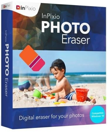 InPixio Photo Eraser 10.0.7382.27986