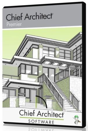 Chief Architect Premier / Interiors X12 v22.1.1.2