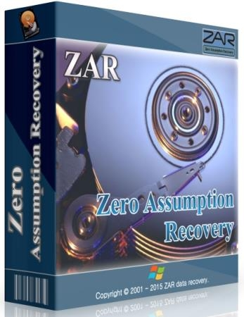Zero Assumption Recovery 10.0 Build 1779 Technician Edition