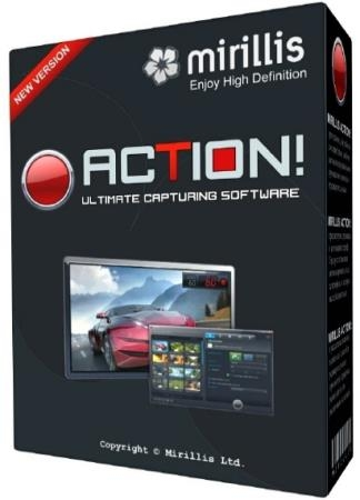 Mirillis Action! 4.3.1 RePack & Portable by KpoJIuK