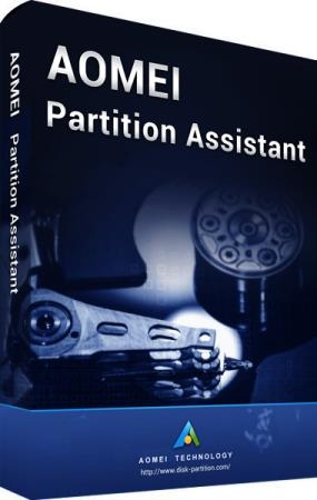 AOMEI Partition Assistant Technician 8.7.0 RePack by KpoJIuK + WinPE