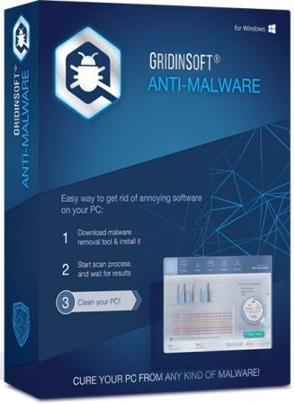 GridinSoft Anti-Malware 4.1.36.4872