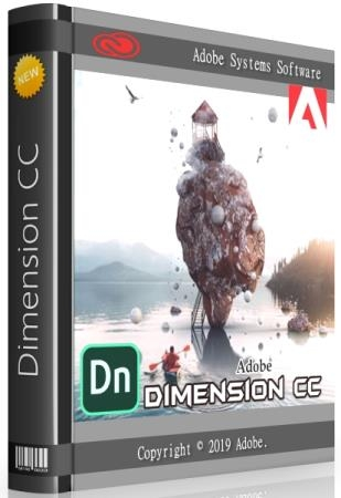 Adobe Dimension 2020 3.1.1.1223 by m0nkrus