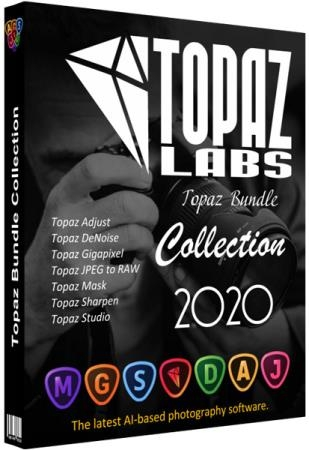 Topaz Bundle Collection 2020.03 + Portable