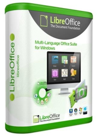 LibreOffice 6.4.2.2 Stable Portable by PortableApps