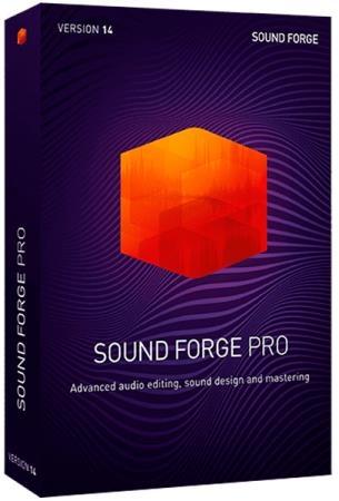 MAGIX SOUND FORGE Pro 14.0 Build 43 + Rus
