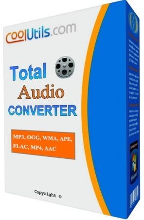 CoolUtils Total Audio Converter 5.3.0.226