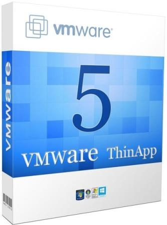 VMware ThinApp Enterprise 5.2.7.15851843 Rus Portable