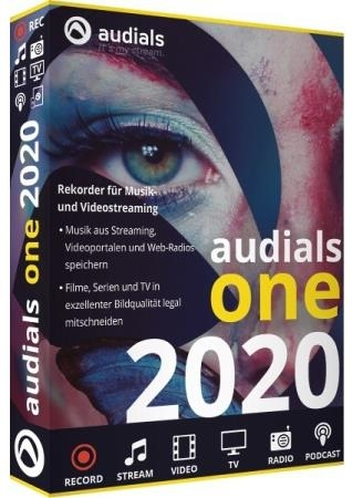 Audials One Platinum 2020.2.27.0