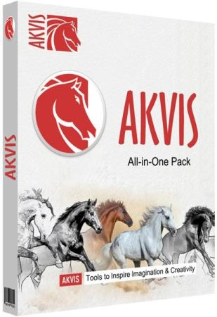 AKVIS All-in-One Pack 2020.04 Portable by punsh