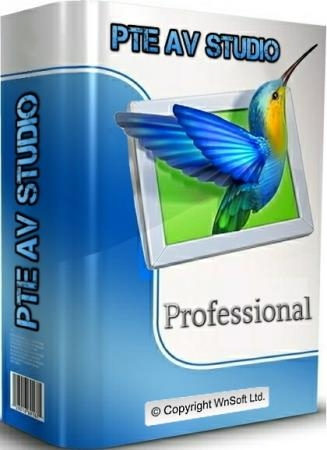 WnSoft PTE AV Studio Pro 10.0.9 RePack & Portable by TryRooM
