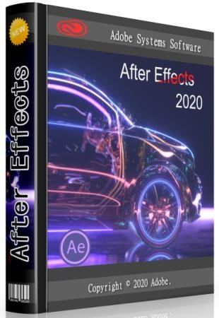Adobe After Effects 2020 17.0.5.16 RePack by PooShock