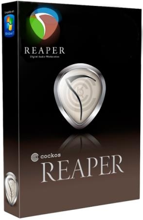 Cockos REAPER 6.08 + Rus + Portable