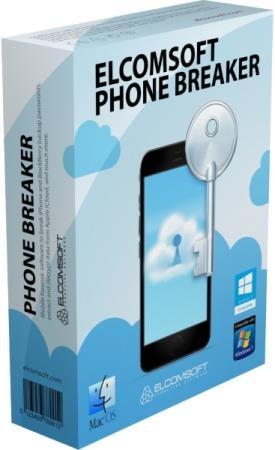 ElcomSoft Phone Breaker Forensic Edition 9.50.36318