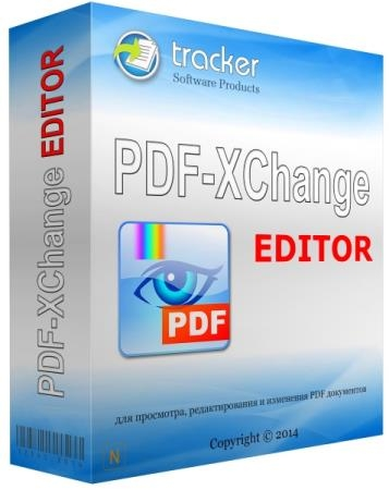PDF-XChange Editor Plus 8.0 Build 339.0