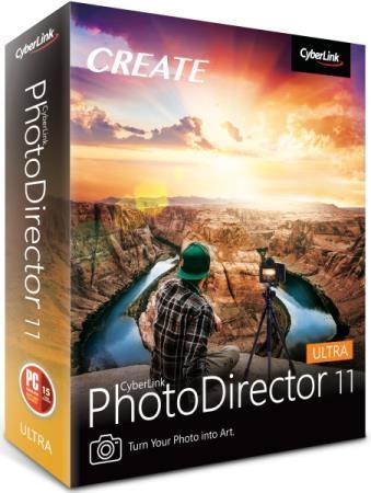 CyberLink PhotoDirector Ultra 11.3.2719.0 + Rus