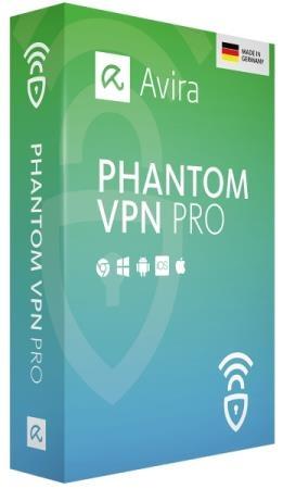 Avira Phantom VPN Pro 2.33.3.30309 RePack by KpoJIuK