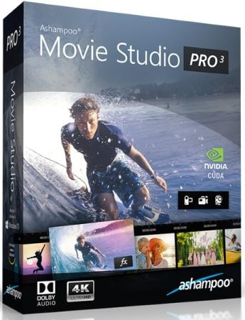 Ashampoo Movie Studio Pro 3.0.3.5 RePack & Portable by elchupakabra