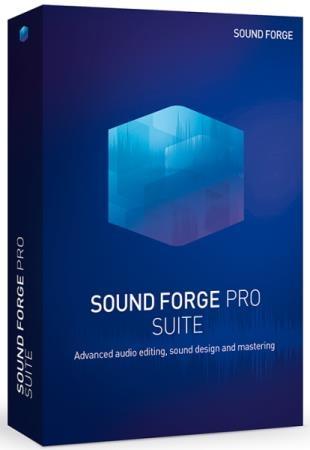MAGIX SOUND FORGE Pro Suite 14.0.0.65 + Rus