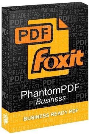 Foxit PhantomPDF Business 10.0.0.35798 RePack & Portable by elchupakabra