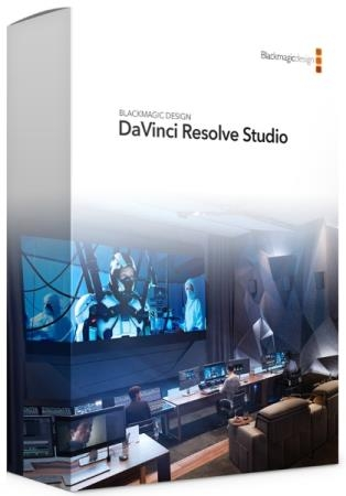 Blackmagic Design DaVinci Resolve Studio 16.2.2.12 RePack by KpoJIuK