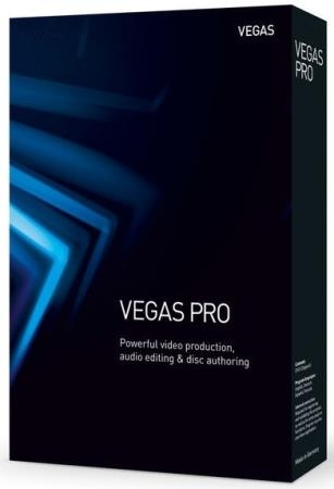 MAGIX VEGAS Pro 17.0 Build 452