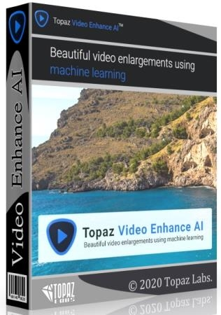 Topaz Video Enhance AI 1.2.3 RePack & Portable by elchupakabra