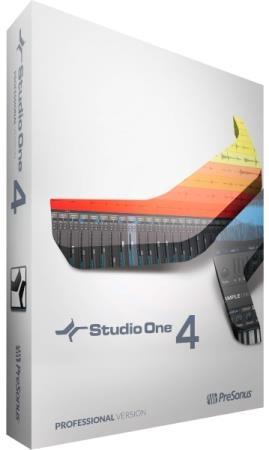 PreSonus Studio One Pro 4.6.2.58729